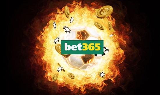 Fotbollsfeber hos Bet365 poker